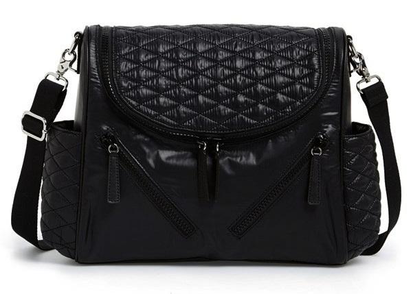 'Jude' Nylon Baby Bag