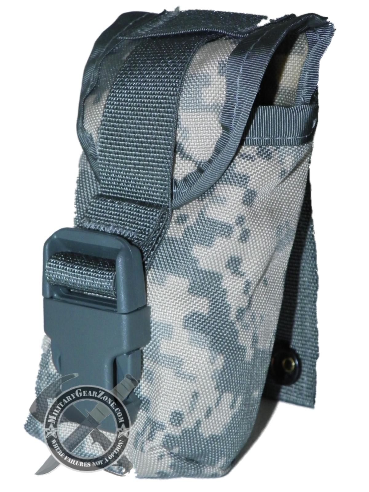 Military Gear Zone Molle Ii Universal Digital Acu Flash Bang