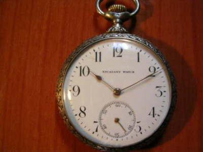 Reloj De Bolsillo Oscuro - Compra lotes baratos de Reloj