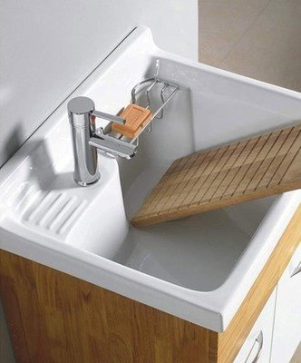 modern laundry room sinks | , Luxury Modern HOme