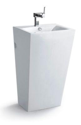 18 Pedestal Sink : 18