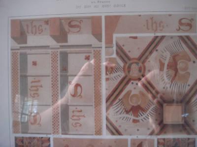 RemnantArcheology : Framed La Peinture Decorative DU XVI AU XVIII Siecle