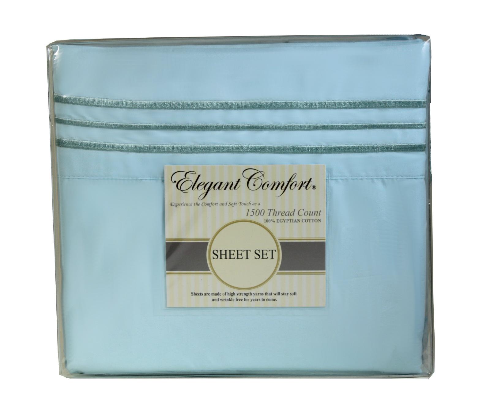 Elegant Comfort® Wrinkle & Fade Resistant 1500 Th