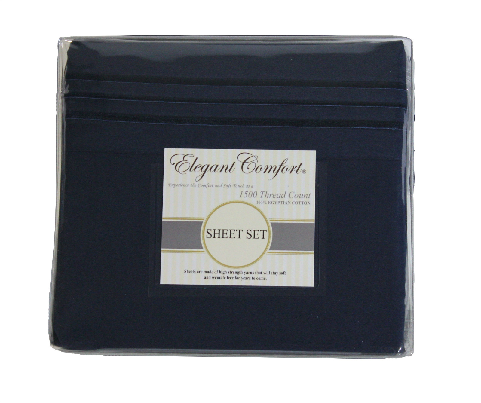 Elegant Comfort® 1500 Thread Count Egyptian Quali