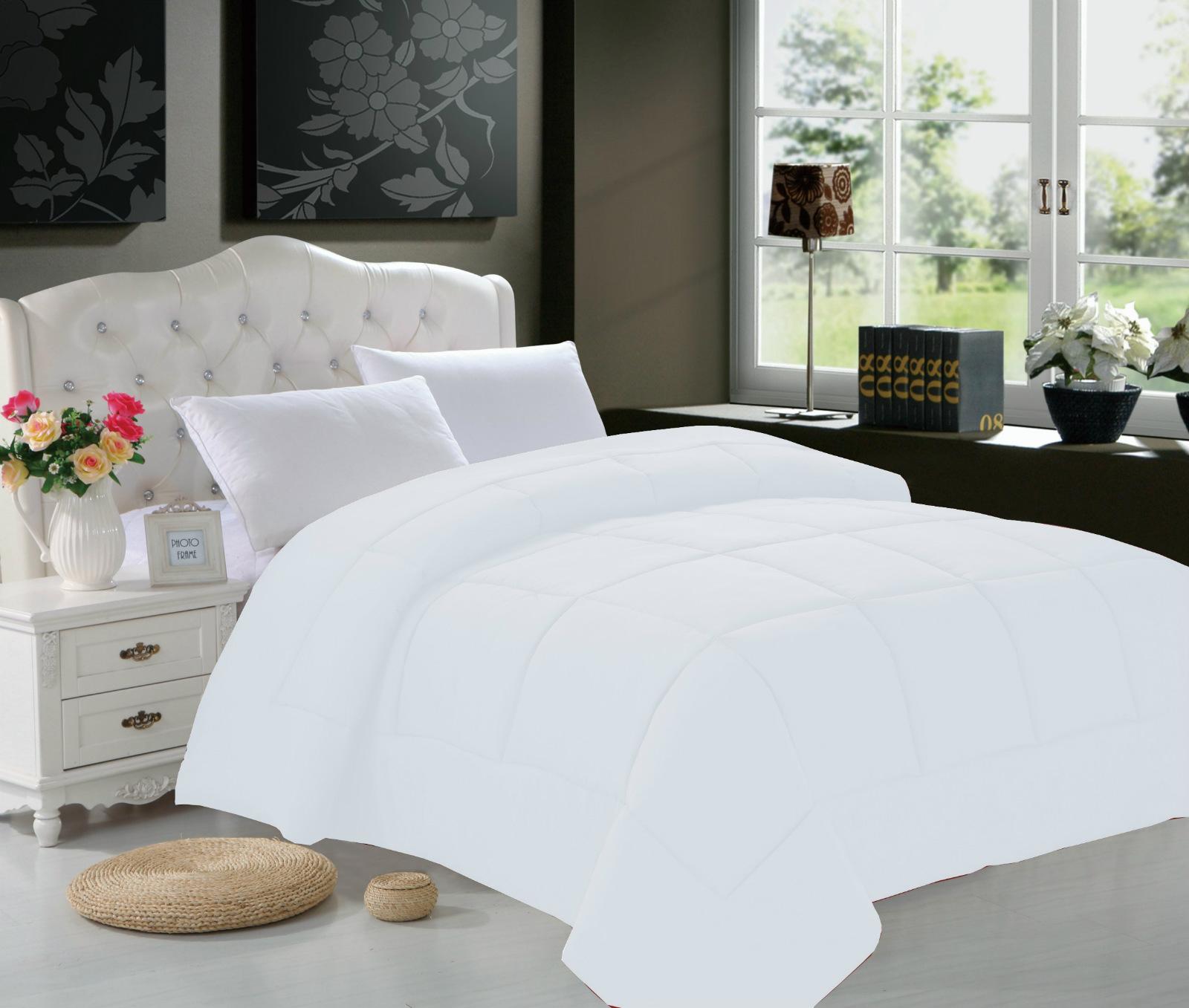 Elegant Comfort® White Down Alternative Comforter