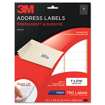 looking for electronic yes electronic it39s all here With 3m address label template