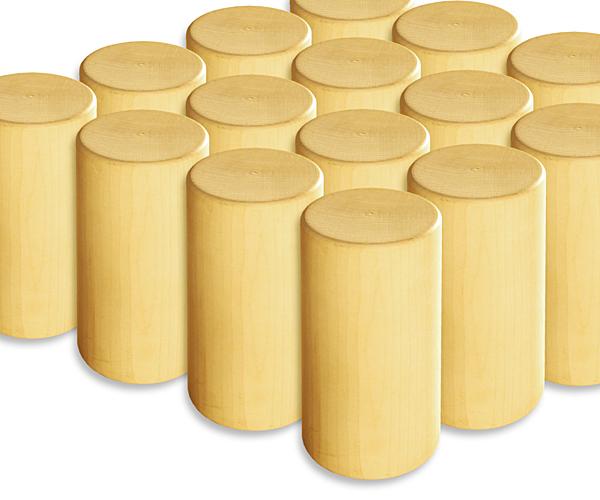 Unit blocks cp large cylinders standard