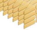 Photo of CP106 64 Unit Triangles Standard Unit Wooden Blocks in Hard Rock Maple