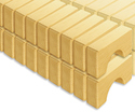 Photo of CP110 32 Unit Arches Standard Unit Wooden Blocks in Hard Rock Maple
