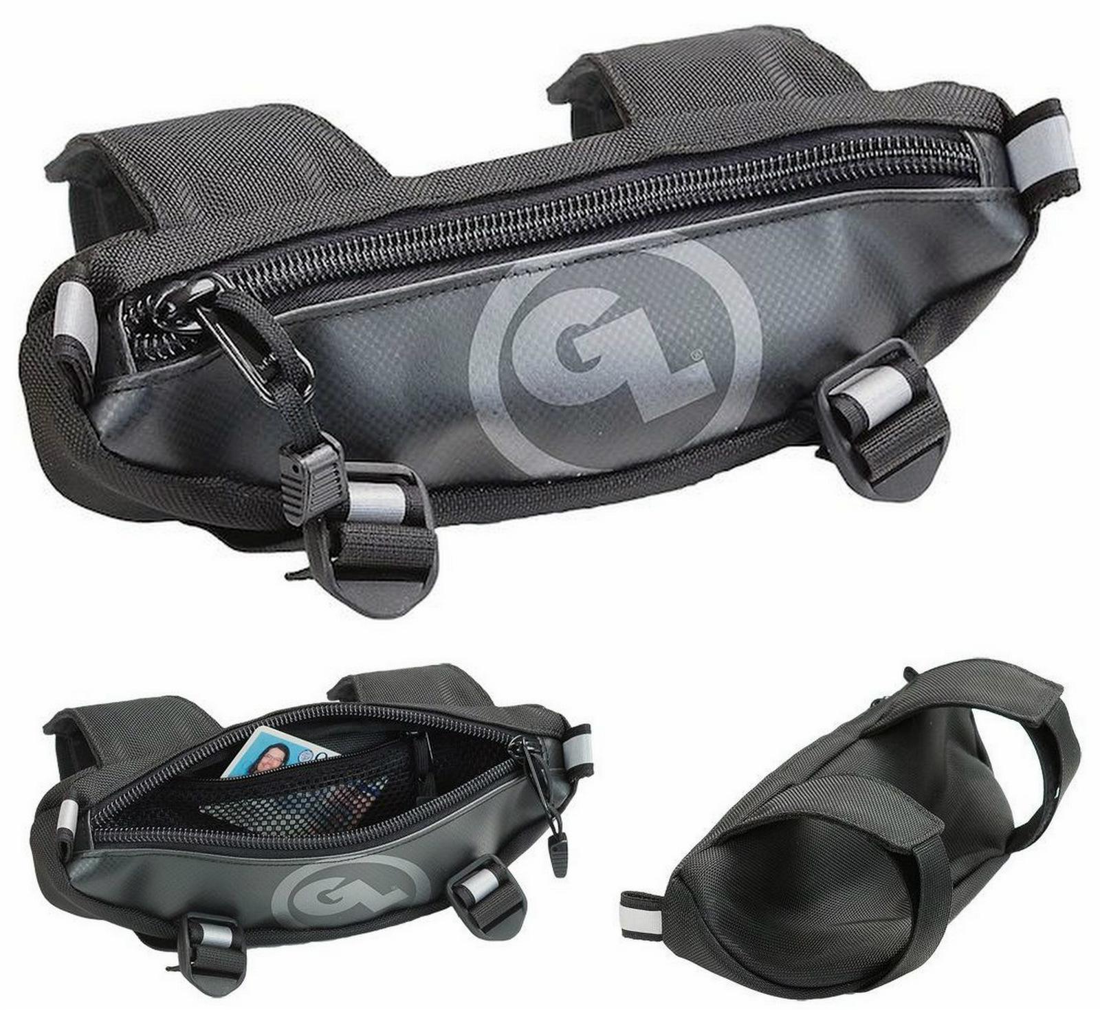 Details About New Giant Loop Zigzag Motorcycle Handlebar Bag Off Road Dual Sport Adventure