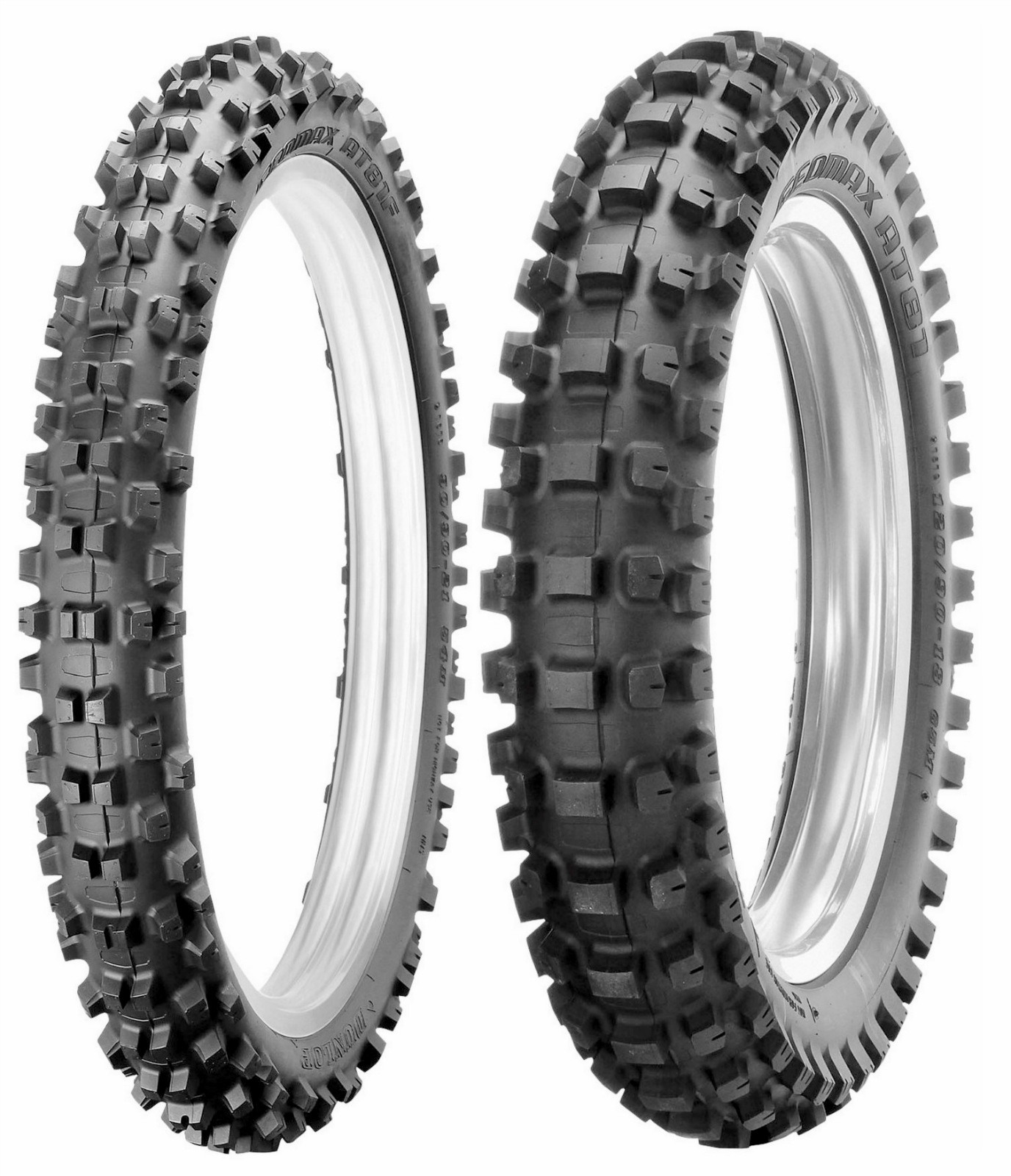 Dunlop Geomax AT81 Front Tire 80//100-21
