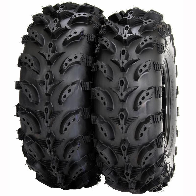 New Interco 22x11-10 22-11-10 Swamp Lite 6-Ply All Terrain ATV Tires SWL-56 2