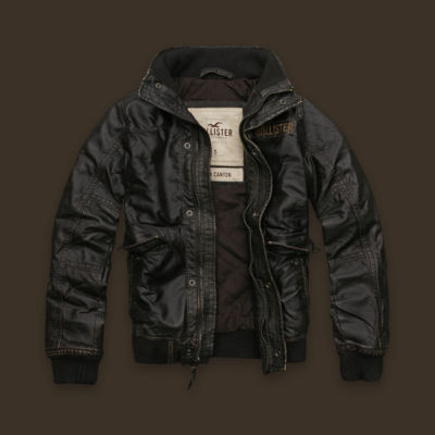 usaveiwin hollister mens palm canyon faux leather jacket