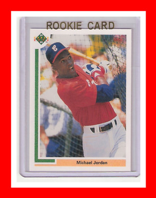Top 10 Punto Medio Noticias Michael Jordan Rookie Card Value Baseball
