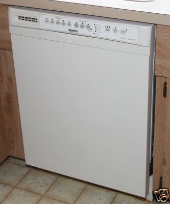 how to start kenmore ultra wash dishwasher
