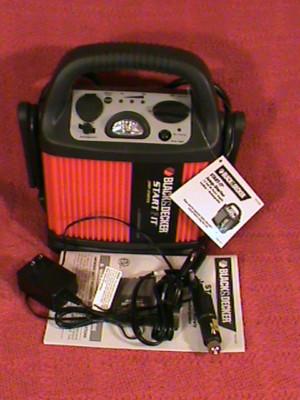 Richdavis101 Black Amp Decker Start It 300a Jump Starter