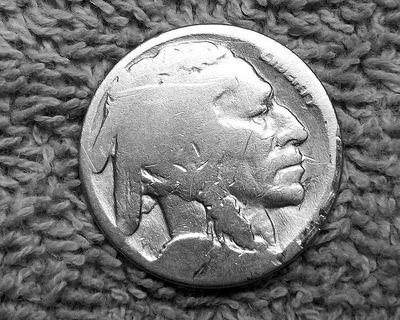 Buffalo (Indian Head) Nickel - No Date