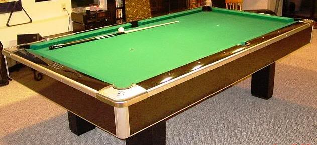 OpenBoxDealcom Brunswick Ft Pro Billiards Pool Table Century - Brunswick century pool table