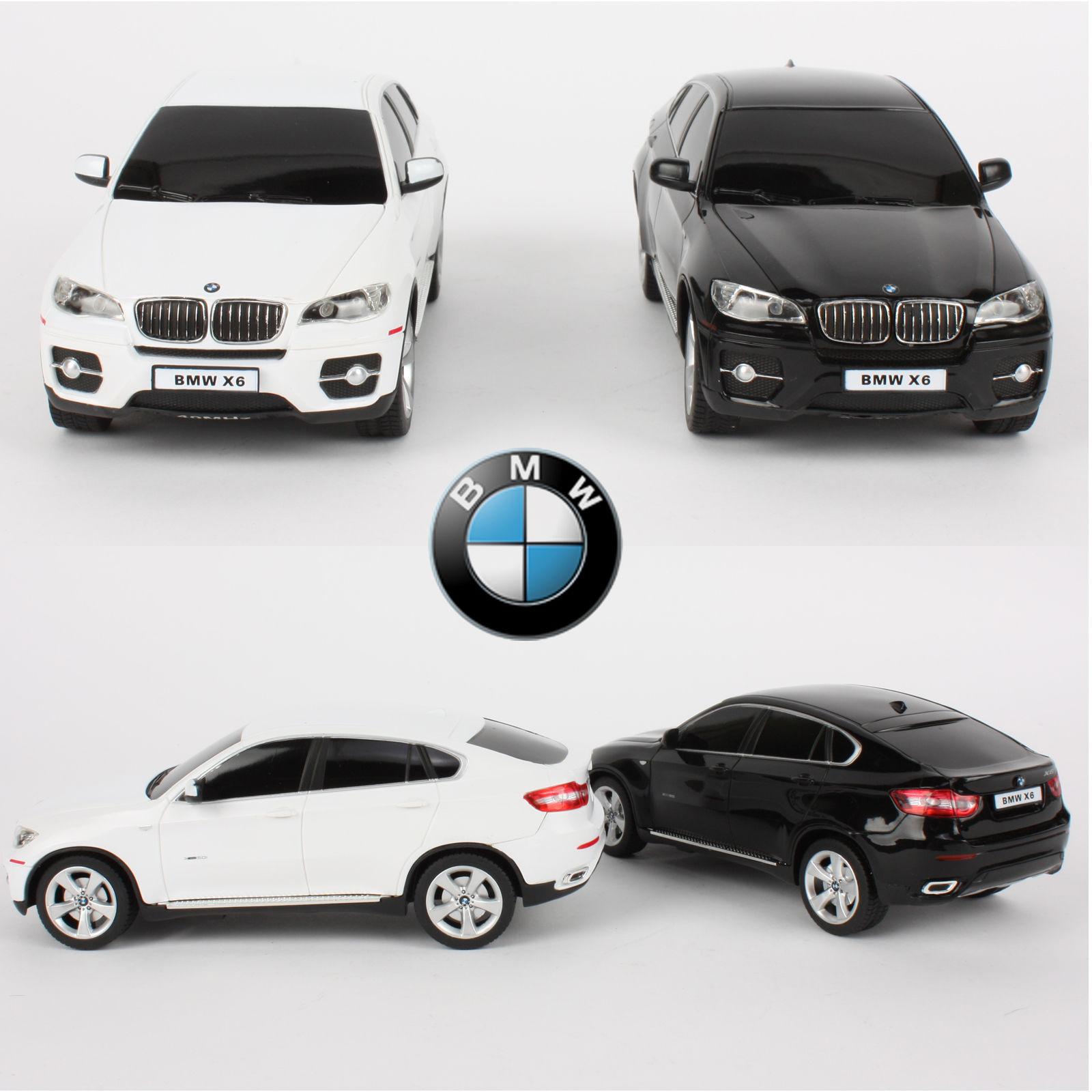 Bmw X6 Toy Car: BMW X6 Radio Controlled Car Official Licensed RC Cars(ON