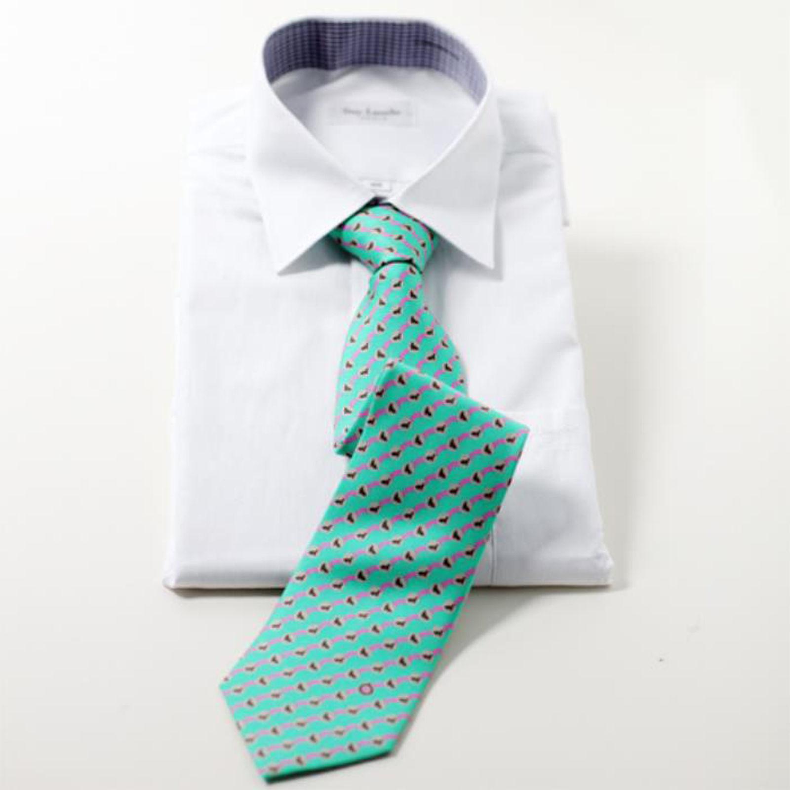 designer silk ties 1afi  100% Silk Tie Neckwear-Mens Ties-Designer Ties Dok