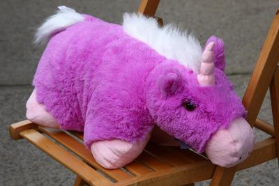 """18"""" Large Unicorn Stuffed Animal Pillow Pet Plush Toy ..."""