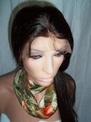 Kardashian  on Jdumervil2   Lace Front Wig Kim Kardashian Silky Straight Human Hair