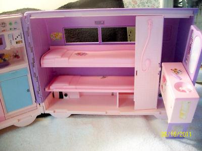 2001 Barbie Ken Travel Train Mattel Discontinued Mshipe1258