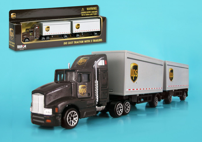 Toy Tractor Trailer Trucks : Vendio stores directory