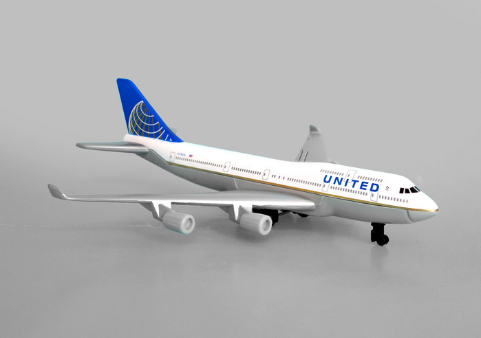 Toy United Airplane