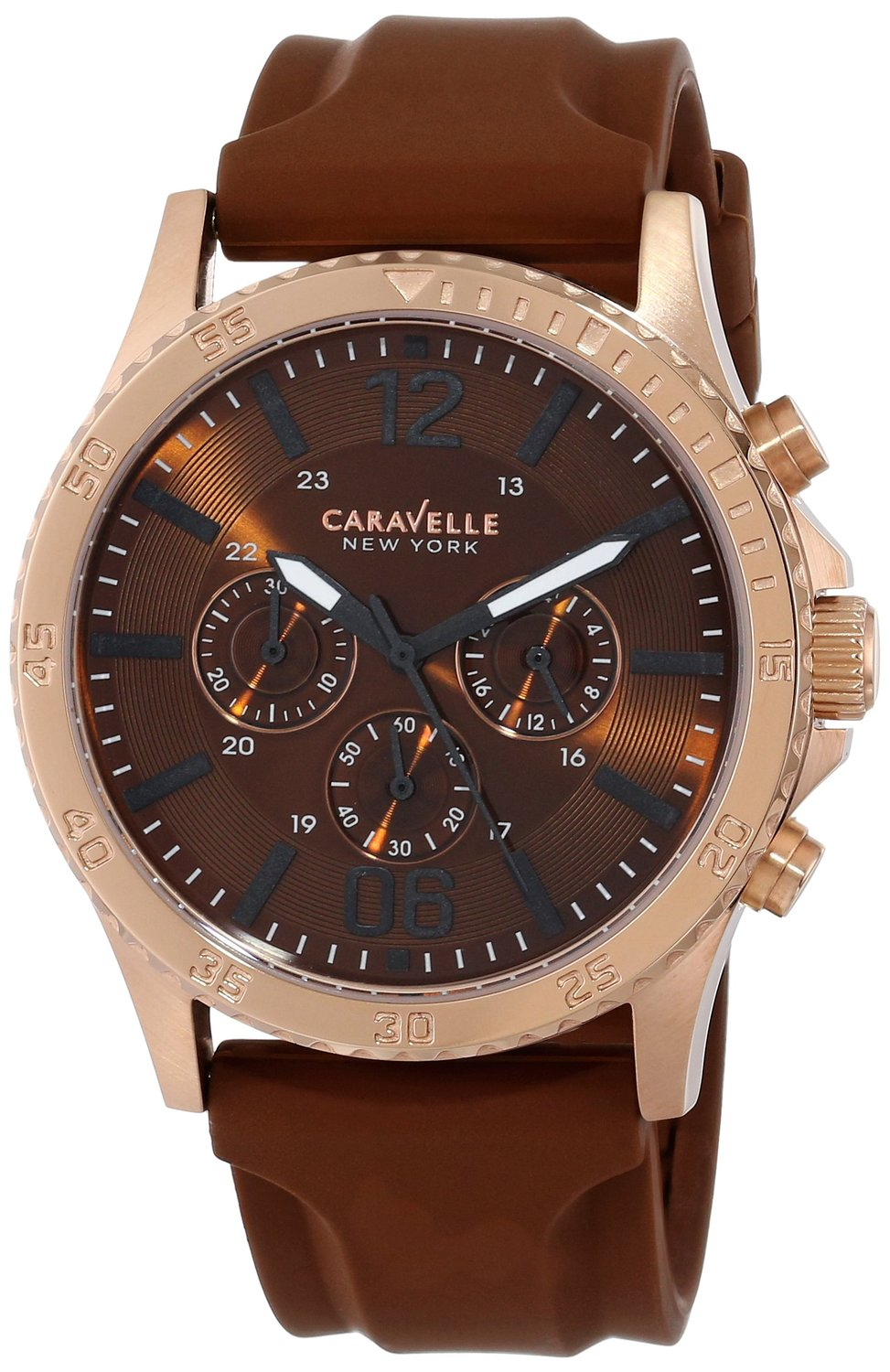 Caravelle New York 44A102 Men's Analog Chronograph