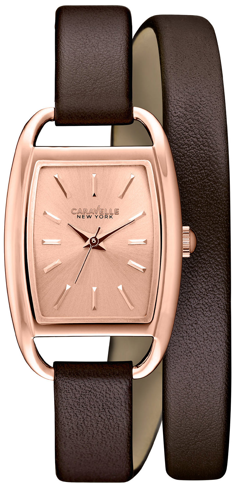Caravelle New York 44L123 Women's Analog Watch Wra