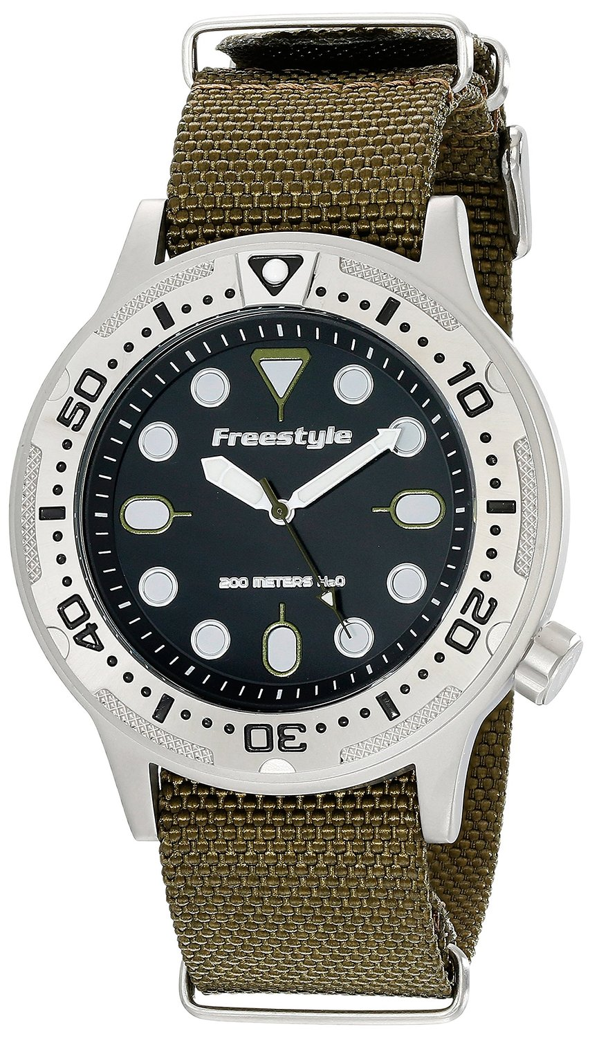 Freestyle 10019173 Ballistic Diver Men's Analog Wa