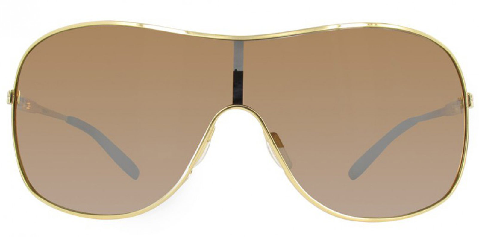 Oakley OO4078-01 Collected Women's Gold-Tone Frame