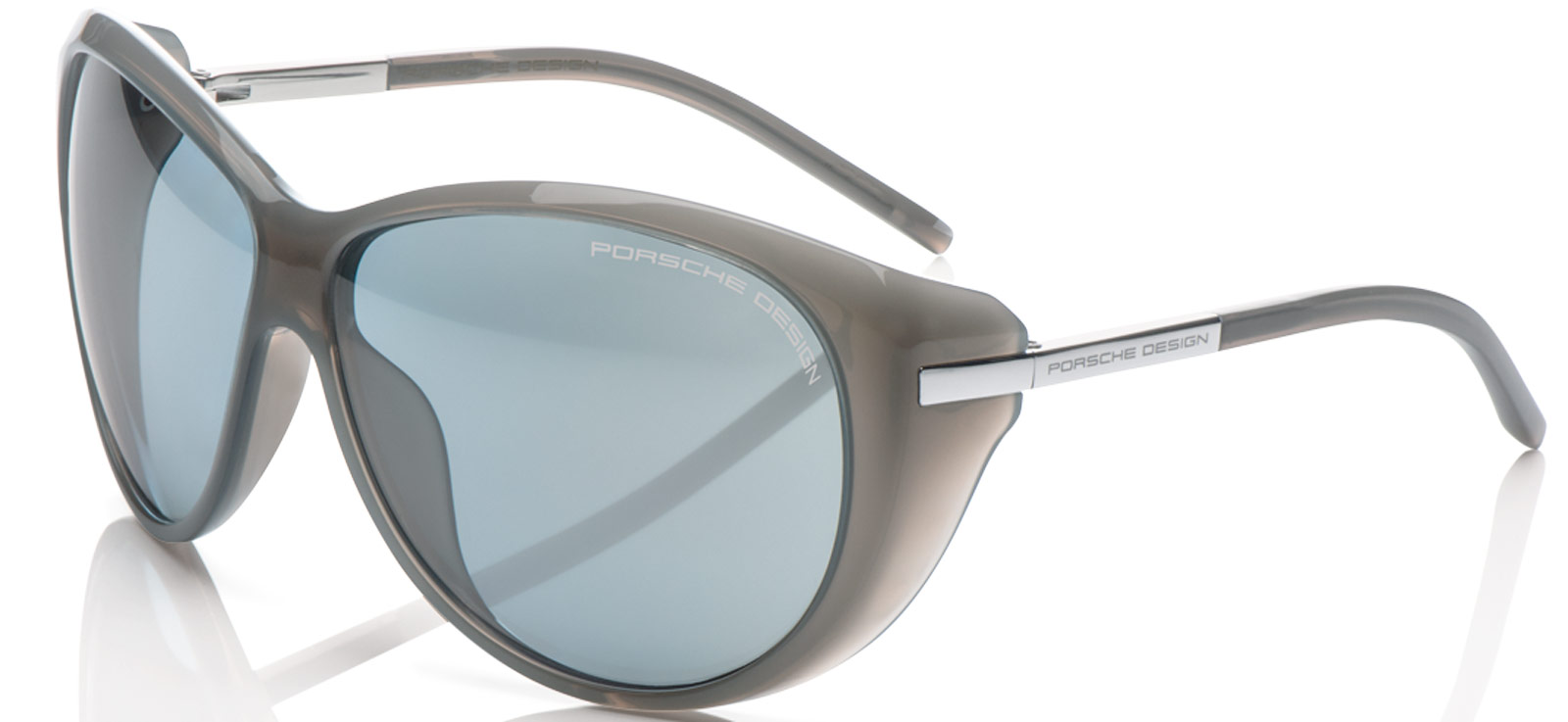 Porsche Design P8602 D Women's Light Grey Transare