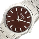 Caravelle by Bulova 43A100 Men's Brown Watch Stain
