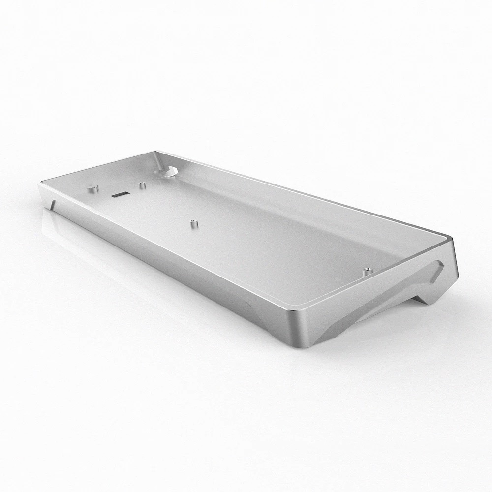 60% size metal keyboard case for poker or similar size