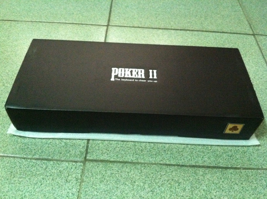 KBC Poker 2  61keys Mechanical Keyboard Cherry MX