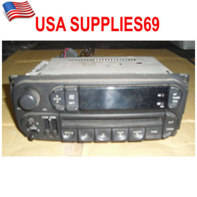 Usa Supplies69 Jeep Grand Cherokee 2004 Stereo Cd Player