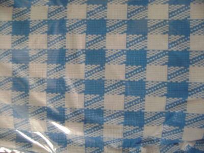 Mistyceeee Blue 42 Quot Round Vinyl Tablecloth Zipper Patio