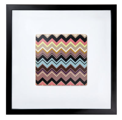 Arise27 Missoni For Target Framed Tile Colore Sold Limited Edition Wall Decor Print Art