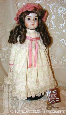 Etheric33 Gorham Porcelain Doll Collection Rosamond