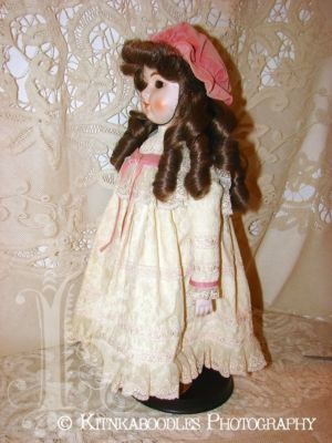 Etheric33 Gorham Porcelain Doll Collection Rosamond