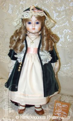 Etheric33 Gorham Porcelain Doll Collection Alexandria