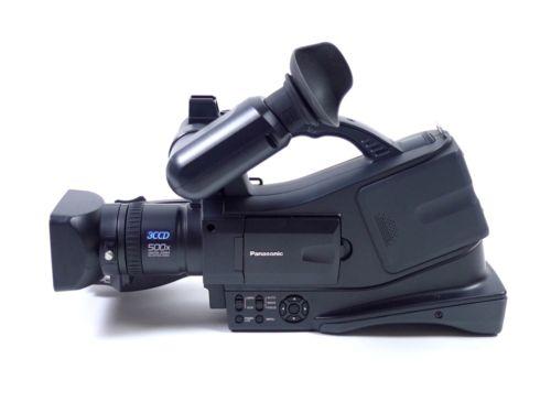 zoompoint panasonic ag dvc20p camcorder dvc20 for parts repair rh vendio com Panasonic Cordless Phones Manual Panasonic Radio