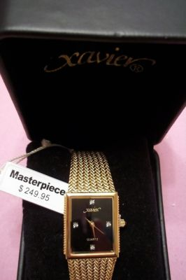 Xavier Watches With Diamonds