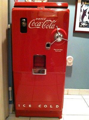 Vintage Coca Cola 1949 Cavalier 27 Original Brand