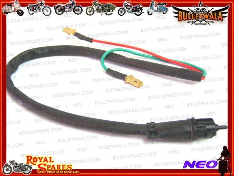 BulletWala com : ROYAL ENFIELD BULLET FRONT BRAKE LIGHT