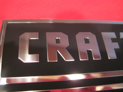 Randomcargo Craftsman Professional Tool Box Brushed