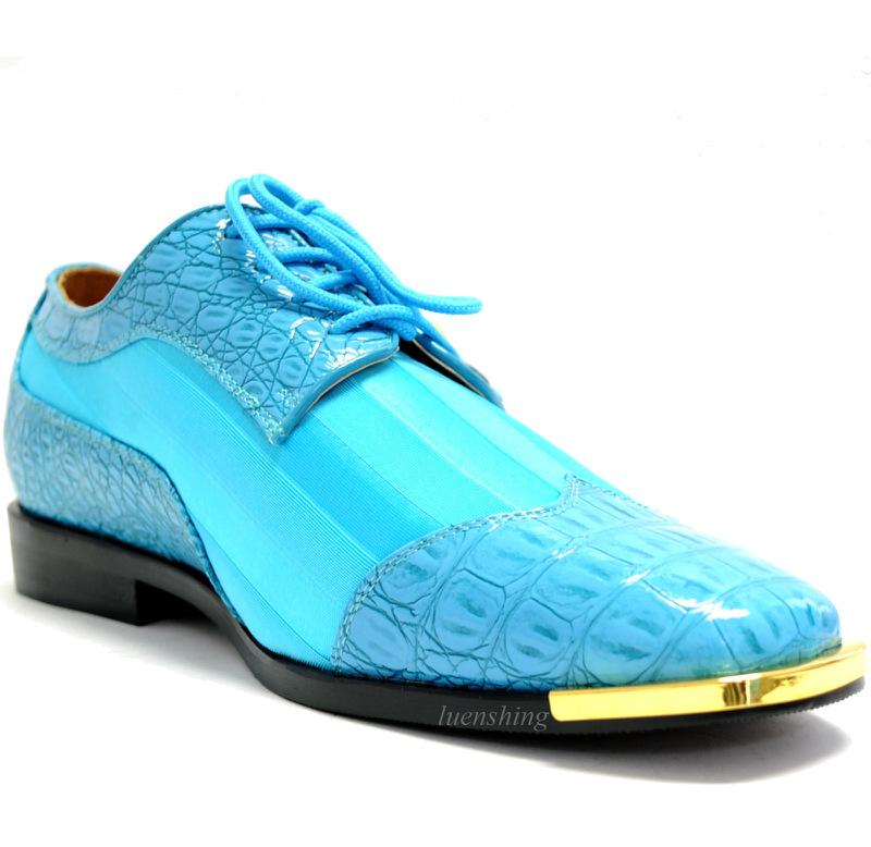 Turquoise Wedding Shoes Wedges