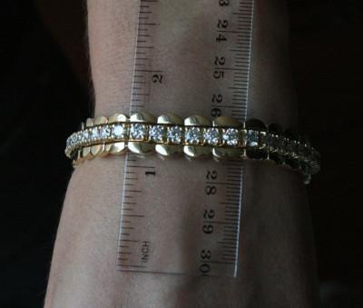 Amorediamonds 10 25 Ct Diamond Tennis Bracelet Jacket